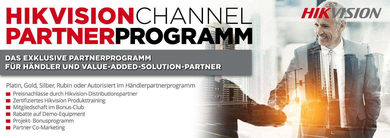 HIKVISION Partner Programm