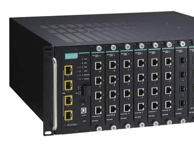 Moxa Modular GBit Switch