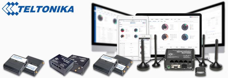 Teltonika 3G und LTE Router
