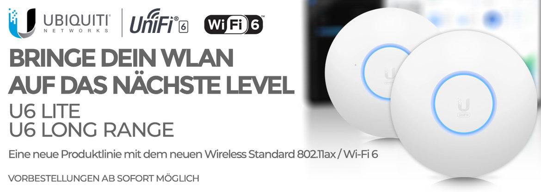 Bringe dein WLAN auf das nächste Level - U6 Lite - U6 Long Range