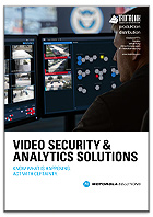 AVIGILON Vidoe Security & Analytics Solutions