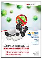 Lösungen zur COVID-19 Maßnahmenunterstützung