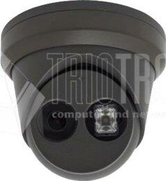 Hikvision 8MP IR Fixed Turret Kamera, EasyIP 3.0, H.265+, EXIR 2.0, IP67, black, 2.8 mm