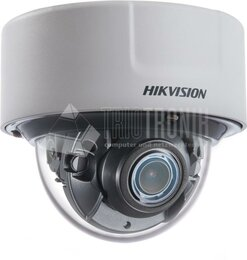 Hikvision 2MP VF Ultra-Low Light Network Dome Kamera, H.265+, Darkfighter, 140db WDR