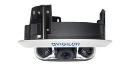 Avigilon 12MP (4x3MP), 360° H4 Multisensor Kamera, LightCatcher, 2.8mm, WDR