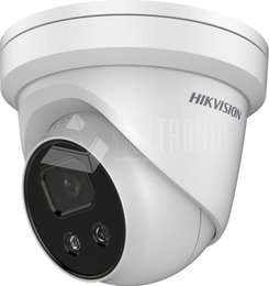 Hikvision 4MP Dome / Turret Camera, 120dB WDR, H.265, EXIR, PoE, IP67, IR up to 50m