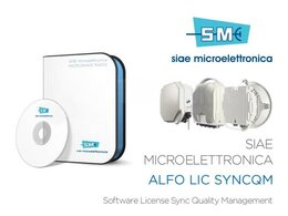 SIAE Software License Sync Quality Management