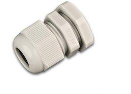 Lightwin PG13,5 PVC Verschraubung inkl. Gegenmutter