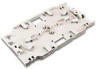 Spleisskassette zur Aufnahme von max. 2 Spleisshalterungen