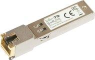 RJ45 SFP+ Kupfer Modul für 10 Mbps, 100 Mbps, 1 Gbps, 2.5 Gbps, 5 Gbps, 10 Gbps