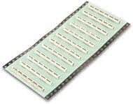 Crimpspleisschutz; 1,1x3,2x30mm,Streifen mit 30 Stück