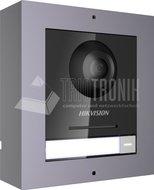 Video Türsprech Station, 2MP Kamera, H.264, IR, PoE, IP65, mit Aufputzdose