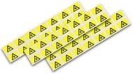 LWL Kennzeichnungsaufkleber - 160 Stück / Blatt