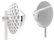 Wireless Wire Dish RBLHGG-60ad Kit - 2 Gbps bis zu 1500m+ ohne Kabel!