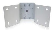 Aluminium-Eckhalterung für H4A-MT-WALL1, H4-BO-JBOX1