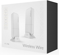 Wireless Wire RBwAPG-60ad Kit - 1 Gbps Full-Duplex ohne Kabel!