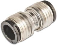High Quality Kupplung / Verbindungsmuffe für Einzelrohr, 12mm, Rohrdimension: 12