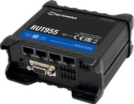LTE NextGen Dual SIM Router mit WiFi, 4x Ethernet, I/O, RS232, RS485, GNSS