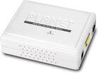 IEEE 802.3at Gbit High Power PoE Splitter - 5V/12V