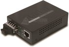 10/100/1000Base-T to 1000Base-SX Gigabit Converter