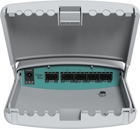 FiberBox CRS105-5S-FB, Outdoor Router mit 5x SFP, 400MHz CPU, RouterOS Level 5