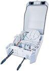 FTTx IP55 Wandbox, ohne Spleisskassetten, bis zu 288 Fasern