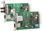 10/100BaseT(X) zu 100BaseFX Slide-In Module, NRack System™