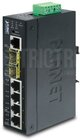 Industrial L2+/4 4Port Gbit + 2Port 100/1000X SFP managed Switch
