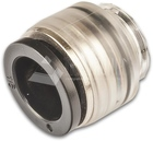 Verschlusskappe für Einzelrohr, transparent, 7mm, Rohrdimension: 7mm