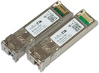 Pair of bidirectional SFP 10G 10km modules (10G T1270nm/R1330)