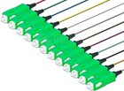Faserpigtail, Singlemode 9/125µm, OS2, SC/APC, 12er Set