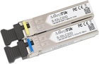 Pair of SFP modules, S-35LC20D (1.25G SM 20km T1310nm/R1550n