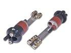 Silikon Kalteinführung für 2 Kabel (8-12mm), rund