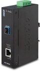 Industrie Medien Konverter 10G/5G/2.5G/1G/100M Kupfer an 10GBASE-X SFP+