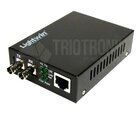 Fast Ethernet Medienkonverter 100Base-FX Multimode, ST, 550m