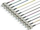 Faserpigtail, Multimode 50/125µm, OM2, FC, 12er Set