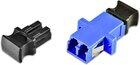 High Quality LWL Kupplung, LC, duplex, Singlemode