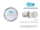 ALFO 2 Year Warranty for Products over € 1.500,00