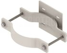 Masthalterung aus Stahl für LFC COMPACT Haubenmuffen