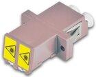 High Quality LWL Kupplung, LC, duplex, Multimode