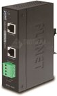 IP30, Industrial 802.3at Gigabit High Power PoE  Splitter