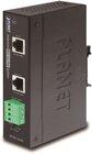 IP30, Industrial 802.3at Gigabit High Power PoE  Splitter
