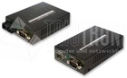 RS232/RS-422/RS485 to 100Base-FX Fiber Optic (SFP) Converter