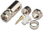 N-Stecker für Ecoflex 10 Kabel, Lötfrei