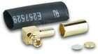 MMCX Stecker für RG-316 Kabel, gwinkelt