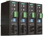 ICF-1150 Serie, Industrie RS-232/422/485 zu Fiber Konverter