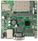 RouterBOARD 411 with 680MHz Atheros CPU, 64MB RAM,