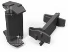 PATCHBOX® Blindpanel für PATCHBOX®Plus+ CASE, Kunststoff, 10-Stück Set