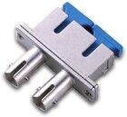 High Quality LWL Kupplung, SC-ST, duplex, Singlemode, VM