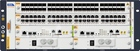 ZXR10 8900E Serie Core Chassis Switch, 4 Slots, 2 LIC Slots, 3.2Tbps, 4HE